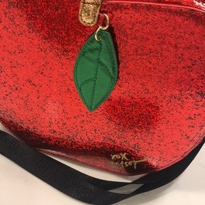 Betsey Johnson Apple Lunch Tote